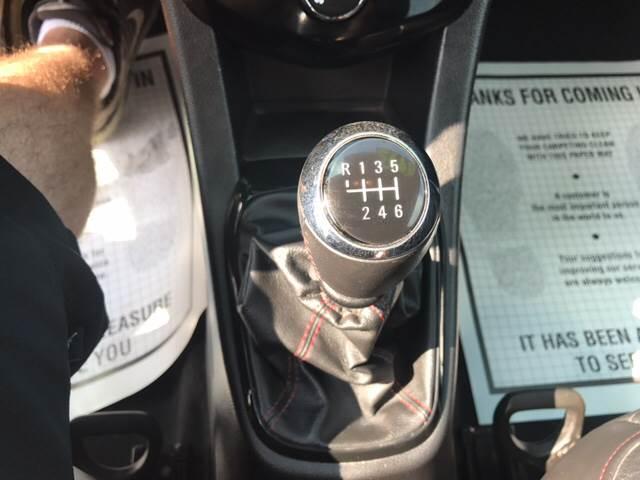 2014 Chevrolet Sonic RS Manual 4dr Hatchback - Louisville KY