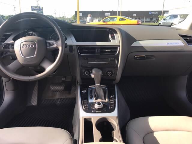 2010 Audi A4 AWD 2.0T quattro Premium Plus 4dr Sedan 6A - Louisville KY
