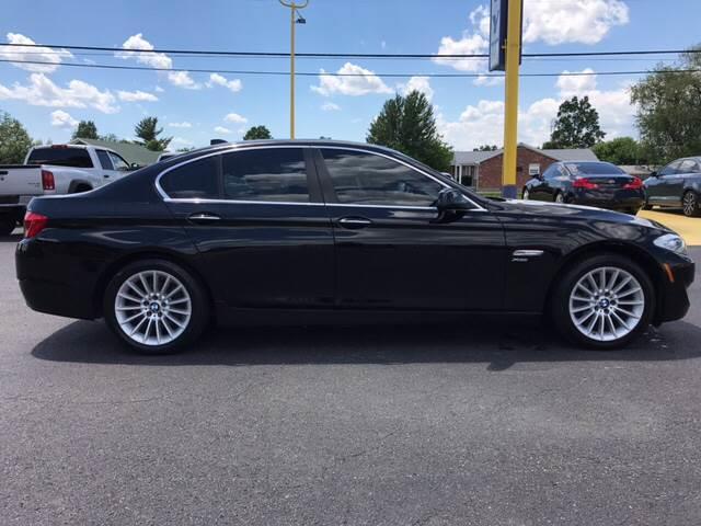 2011 BMW 5 Series AWD 535i xDrive 4dr Sedan - Louisville KY