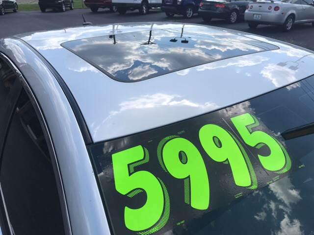 2011 Chevrolet Malibu LT 4dr Sedan w/1LT - Louisville KY