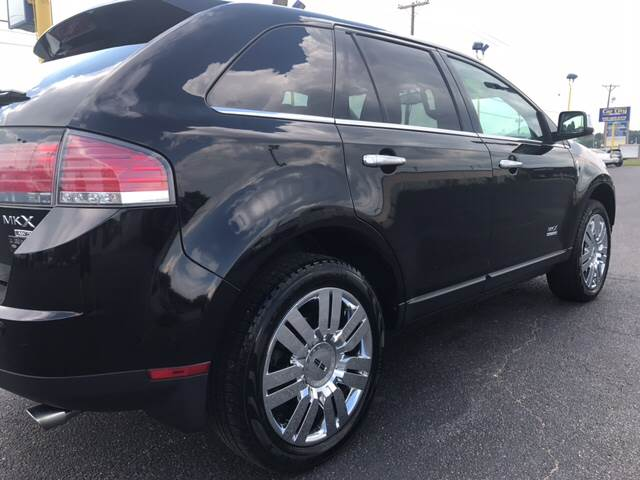 2008 Lincoln MKX AWD 4dr SUV - Louisville KY
