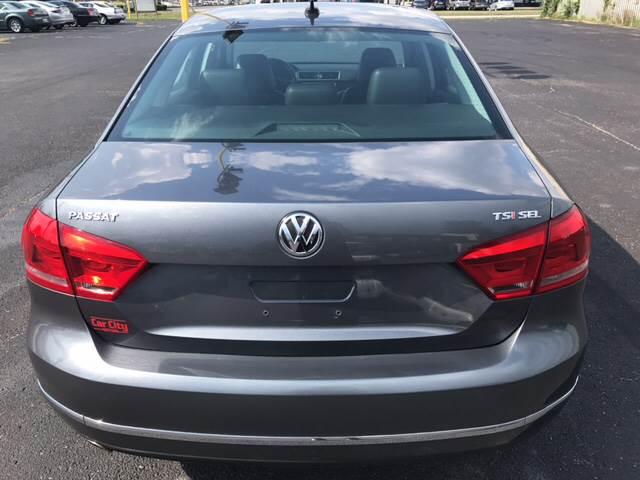 2014 Volkswagen Passat SEL Premium PZEV 4dr Sedan 6A - Louisville KY