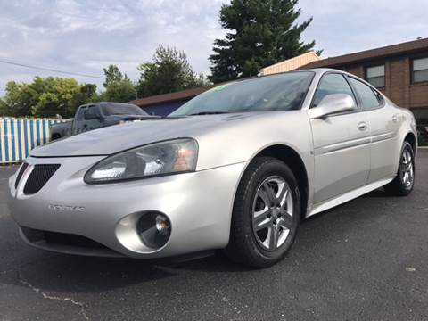 2006 pontiac grand prix for sale in kentucky for Car city motors louisville ky