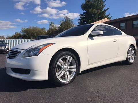 2010 Infiniti G37 Coupe for sale in Louisville, KY