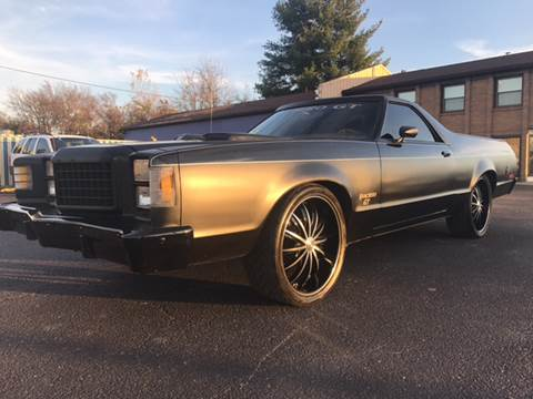Ford Ranchero For Sale In Louisville Ky