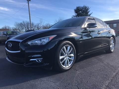Infiniti q50 for sale in louisville ky for Car city motors louisville ky