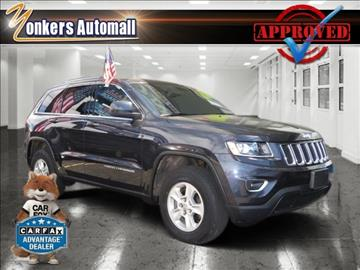 2014 Jeep Grand Cherokee for sale in Yonkers, NY