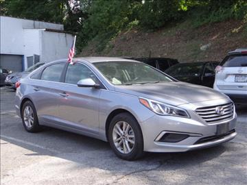 2016 Hyundai Sonata for sale in Yonkers, NY