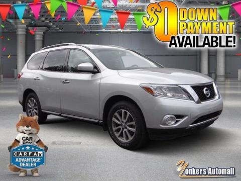 2014 Nissan Pathfinder for sale in Yonkers, NY