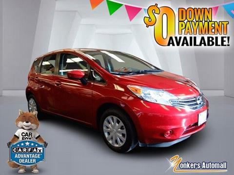 2016 Nissan Versa Note for sale in Yonkers, NY