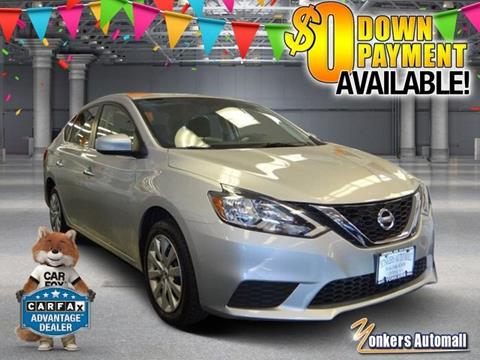 2016 Nissan Sentra for sale in Yonkers, NY