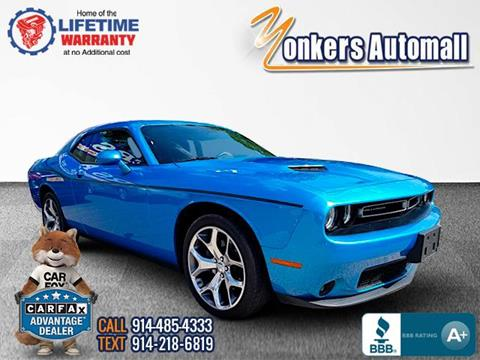 2016 Dodge Challenger for sale in Yonkers, NY