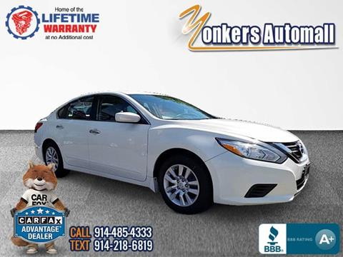 2016 Nissan Altima for sale in Yonkers, NY