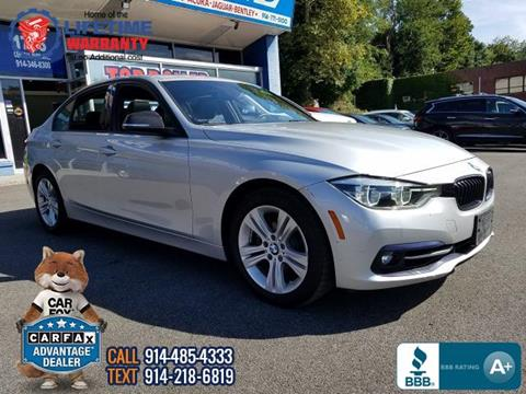 2016 BMW 3 Series for sale in Yonkers, NY