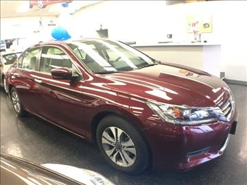 2014 Honda Accord for sale in Yonkers, NY