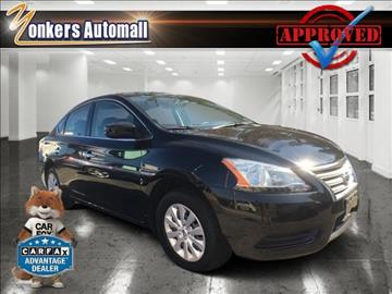 2014 Nissan Sentra for sale in Yonkers, NY