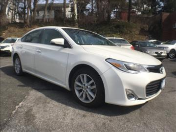 2013 Toyota Avalon for sale in Yonkers, NY