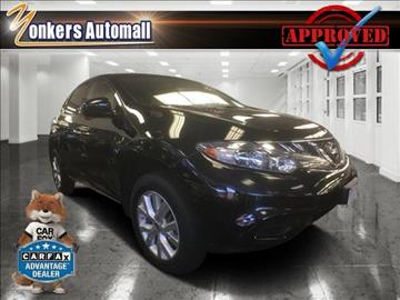 2013 Nissan Murano for sale in Yonkers, NY