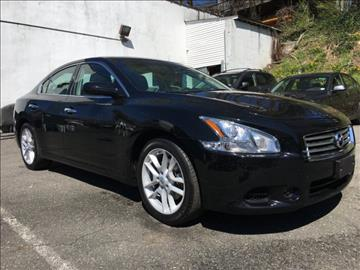 2014 Nissan Maxima for sale in Yonkers, NY