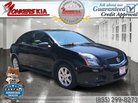 2012 Nissan Sentra for sale in Yonkers, NY