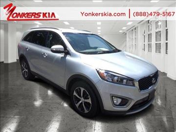 2016 Kia Sorento for sale in Yonkers, NY