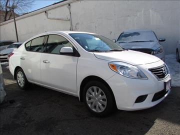 2014 Nissan Versa for sale in Yonkers, NY