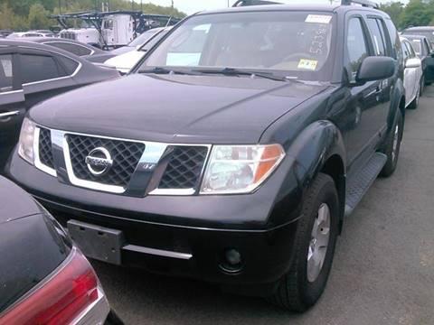 2007 Nissan Pathfinder for sale in Poultney, VT
