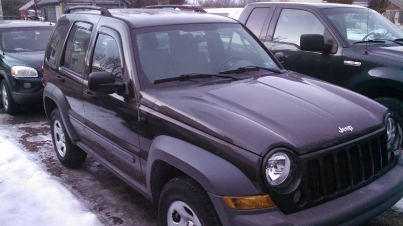 2005 Jeep Liberty for sale at York Street Auto in Poultney VT