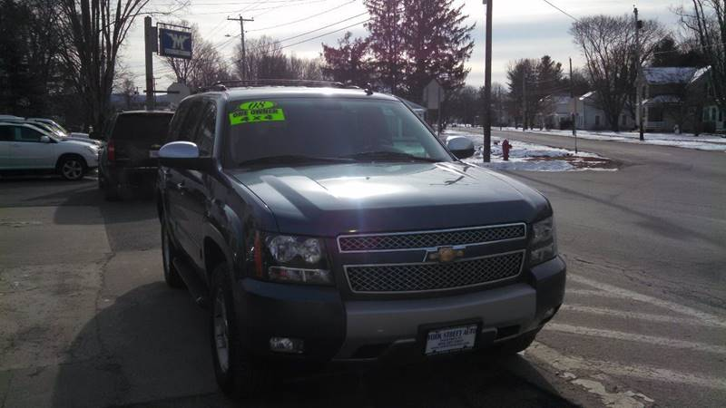 2008 Chevrolet Tahoe for sale at York Street Auto in Poultney VT