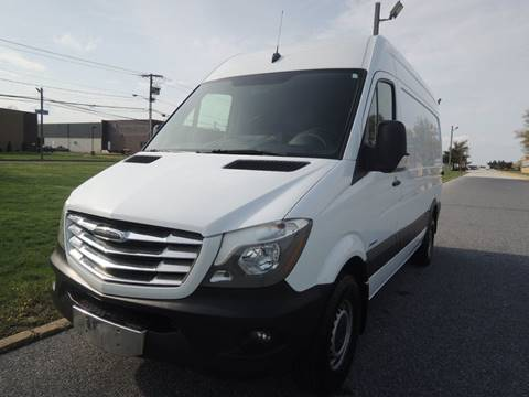 25dfcb102f 2014 Freightliner Sprinter Cargo for sale in Palmyra