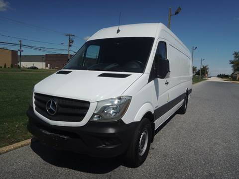 2016 Mercedes-Benz Sprinter Cargo for sale in Palmyra, NJ