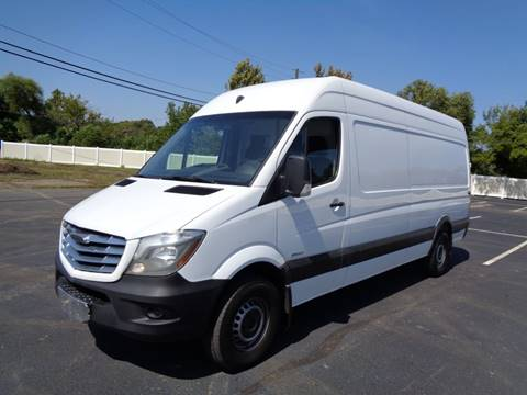 2014 Freightliner Sprinter Cargo for sale in Palmyra, NJ