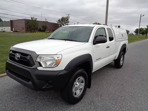 2014 Toyota Tacoma for sale in Palmyra, NJ