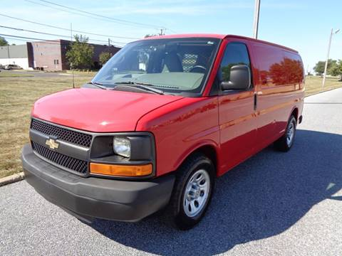 2011 Chevrolet Express Cargo for sale in Palmyra, NJ