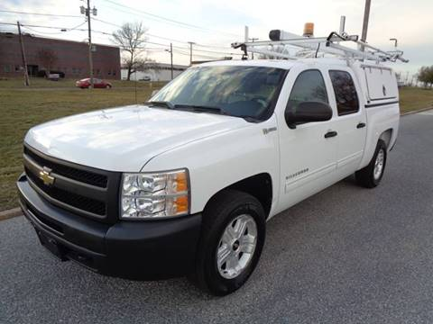 2010 Chevrolet Silverado 1500 Hybrid for sale at Rt. 73 AutoMall in Palmyra NJ