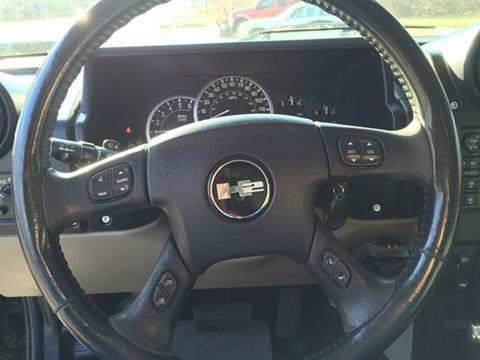2005 HUMMER H2 4WD 4dr SUV - Batavia NY