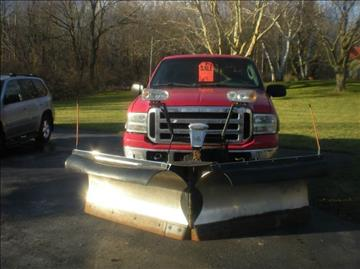 2005 Ford F-250 Super Duty for sale at Mancuso Country Auto in Batavia NY