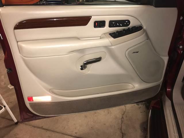 2004 Cadillac Escalade AWD 4dr SUV - Batavia NY