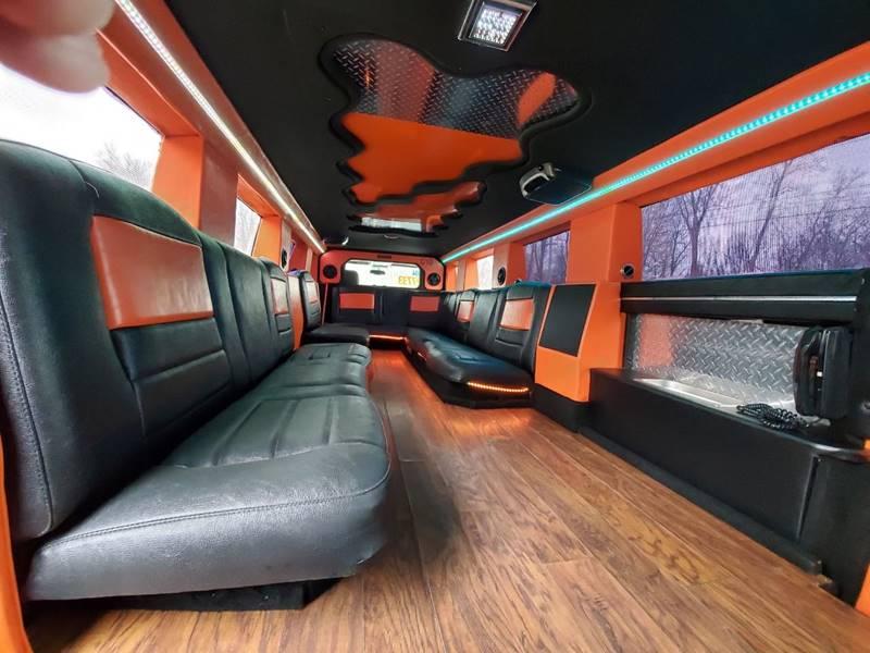 2004 HUMMER H2 Limousine - Batavia NY