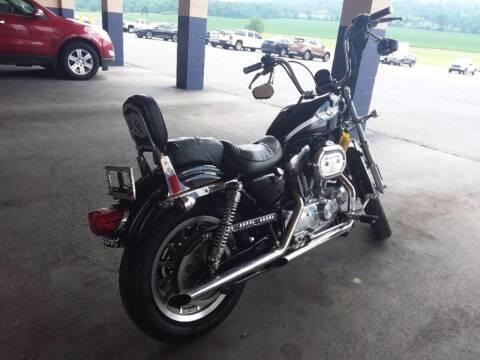 2003 Harley-Davidson XL883 RWD 2cyl.
