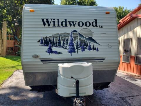 2007 WILDWOOD LE 27RB