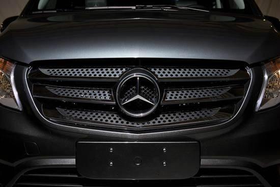 2018 Mercedes Benz Metris Explorer Package Conversion