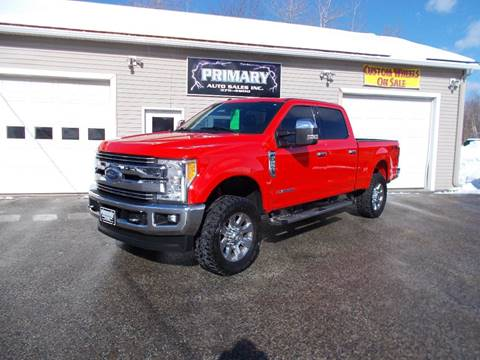 Used Ford F250 For Sale >> Used Ford F 250 Super Duty For Sale In Maine Carsforsale Com