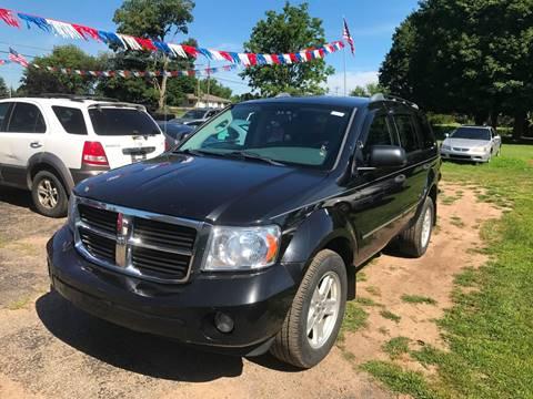 2009 Dodge Durango for sale in Gobles, MI
