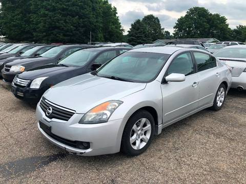 2008 Nissan Altima for sale at Pine Auto Sales in Paw Paw MI