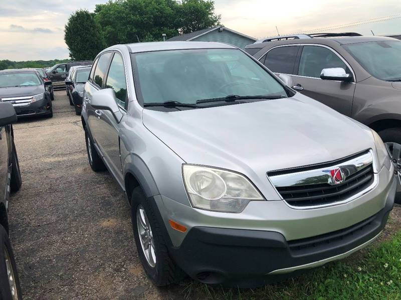 2008 Saturn Vue XE 4dr SUV - Paw Paw MI