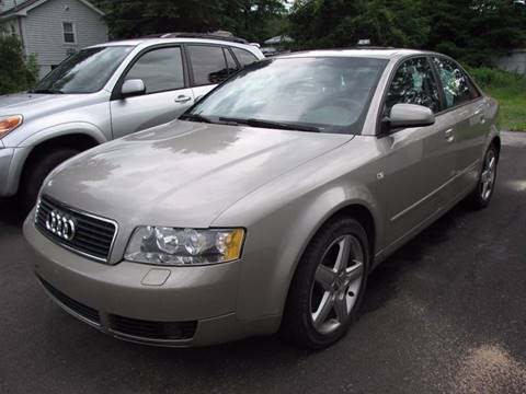 2004 Audi A4 for sale in Hoosick Falls, NY