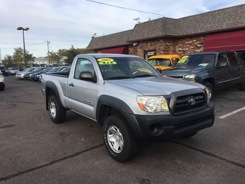 2005 Toyota Tacoma For Sale In Brockton Ma Carsforsale Com 174