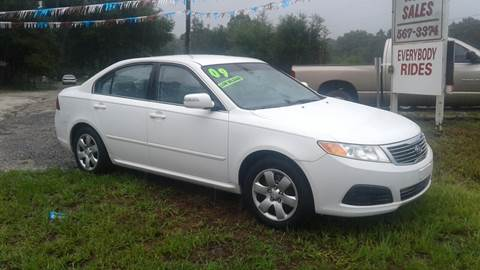2009 Kia Optima for sale in Dade City, FL