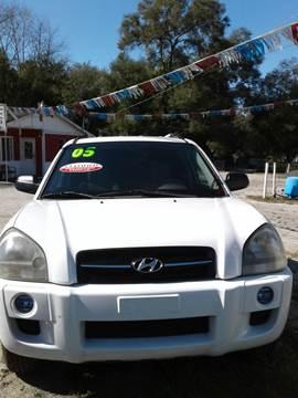 2005 Hyundai Tucson for sale in Dade City, FL